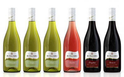 «Bulgari Winery»: Итальянские мотивы – в молдавском «Frizzante»