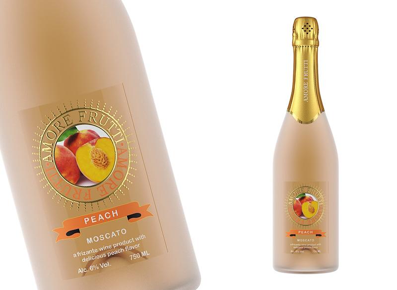 «Amore Frutti» Peach