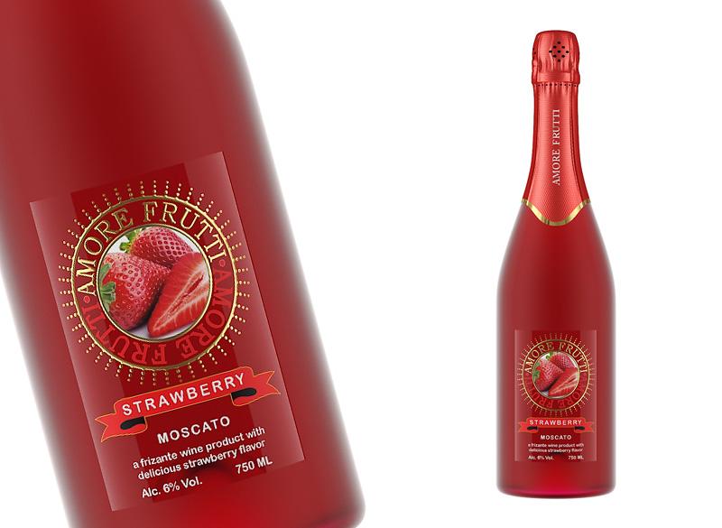 «Amore Frutti» Strawberries