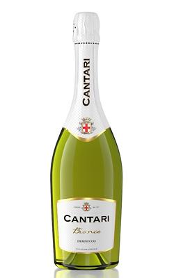 «CANTARI» Bianco Demisecco (Вино игристое белое полусухое)