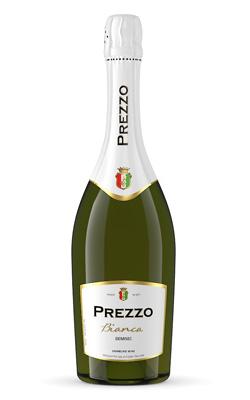 PREZZO Semi-dry White Sparkling Wine