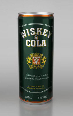 WISKEY & COLA