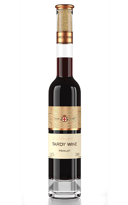 TARDY WINE (Merlot)