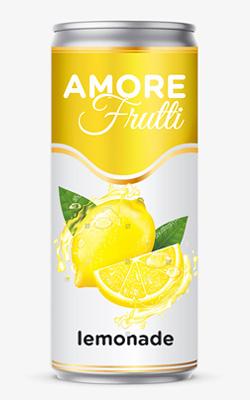 «AMORE Frutti» lemonade
