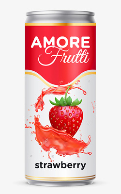 «AMORE Frutti» strawberry