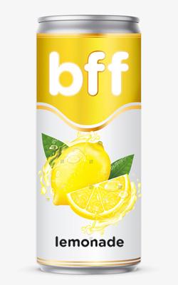 «BFF» lemonade