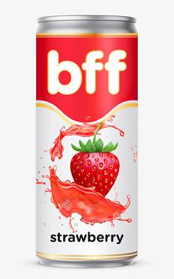 «BFF» strawberry