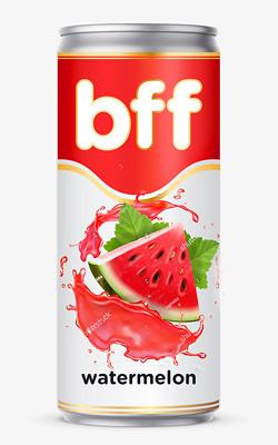 «BFF» watermelon