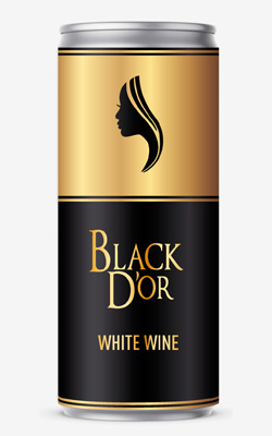 «BLACK D΄OR» white