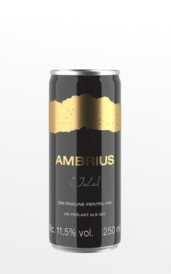 «AMBRIUS» Вино белое сухое