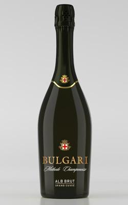 «Bulgari» Grand Cuvet, белое, брют