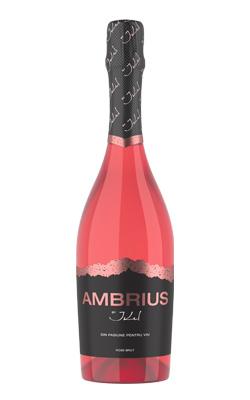 «AMBRIUS» розовое, брют